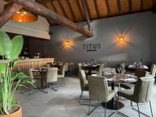 Precies nu de versoepelingen ingaan, opent restaurant TITUS in Megen: 'Lijkt erop dat Rutte meedenkt'