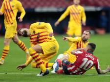 Koeman bij Barcelona mogelijk maanden zonder Piqué