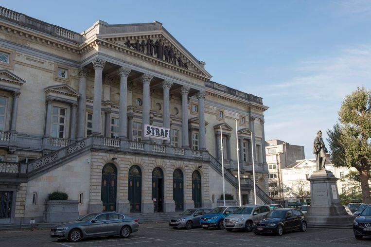 Archiefbeeld, Hof van beroep in Gent