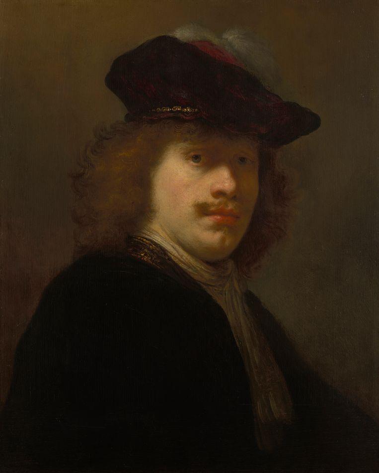 Zelfportret van Govert Flink, circa 1640. Beeld RV