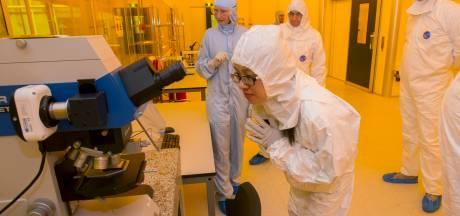 Lichtchip heeft de toekomst; Eindhoven mikt op miljarden met nieuw fotonicacentrum