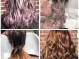 Kappers worstelen met groen of paars haar na kleurmasker