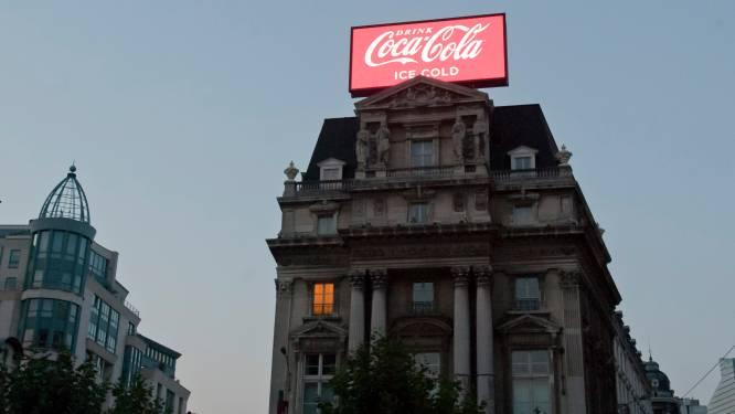 Coca-Cola is twistpuntje binnen Brussels stadsbestuur