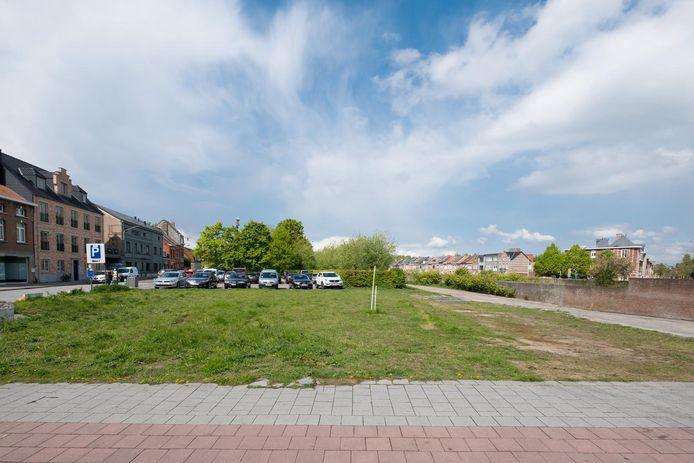 Hier wil Grootaers flatgebouwen van zes verdiepingen of meer neerpoten.