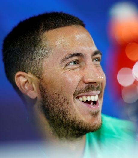 Sa forme physique, les critiques et le Club de Bruges: les confidences d'Eden Hazard