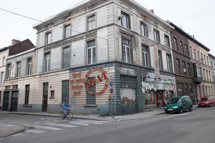 Archiefbeeld: in Gent staan honderden woningen leeg.