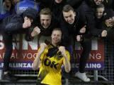 De mooiste foto's van de bekerstunt van NAC tegen PSV