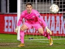 PSV-doelman Vincent Müller ziet zijn vroegere televisieheld ineens naast zich in de kleedkamer