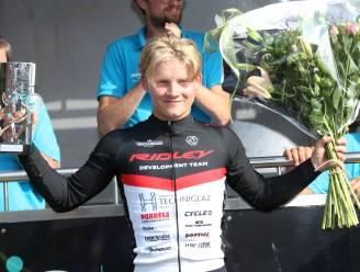 Noor Jon Rye-Johnsen wint Johan Museeuw Classic, topfavoriet Alec Segaert raakt nooit in de spits van de wedstrijd