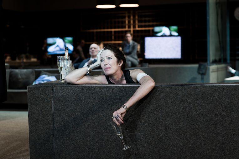 De Romeinse tragedies van het Internationaal Theater Amsterdam. Beeld Jan Versweyveld