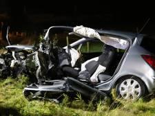 Automobilist raakt ernstig gewond bij eenzijdig ongeval in Elspeet