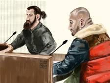 Celstraffen tot 19 jaar voor broers Idris en Abas M. voor gewelddadige Zwolse drugsoorlog