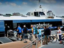 Waterbus uitgeroepen tot het beste openbaar vervoersbedrijf van het land