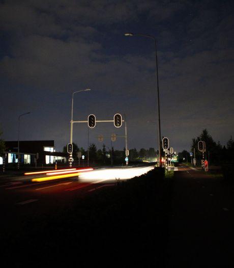 Stroomstoring in Nijkerk: verkeerslichten vallen uit en problemen bij bezinepomp