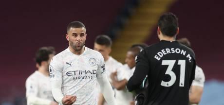 Manchester City boekt tiende uitzege op rij ondanks achterstand na 20 seconden