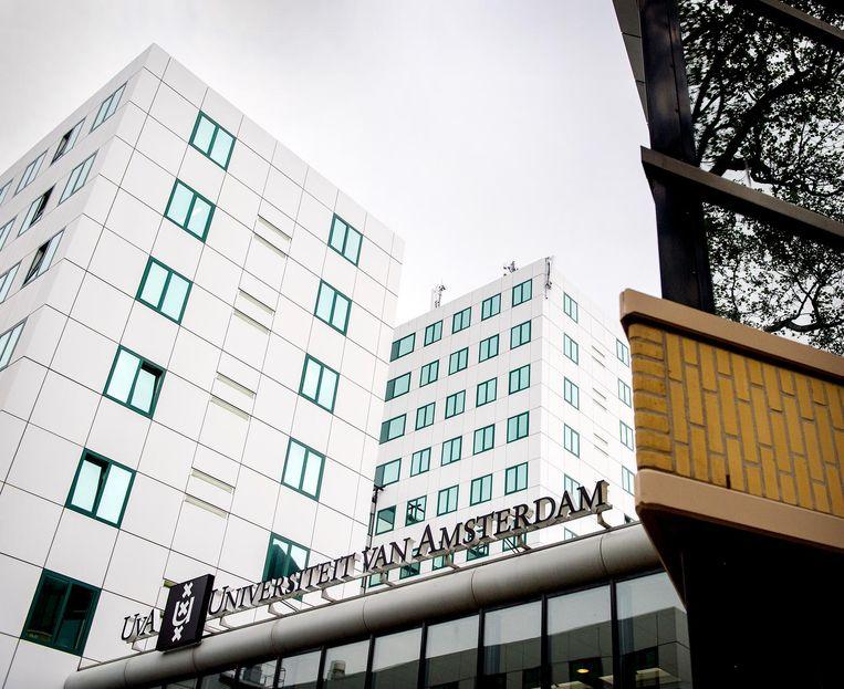 Universiteit van Amsterdam. Beeld anp