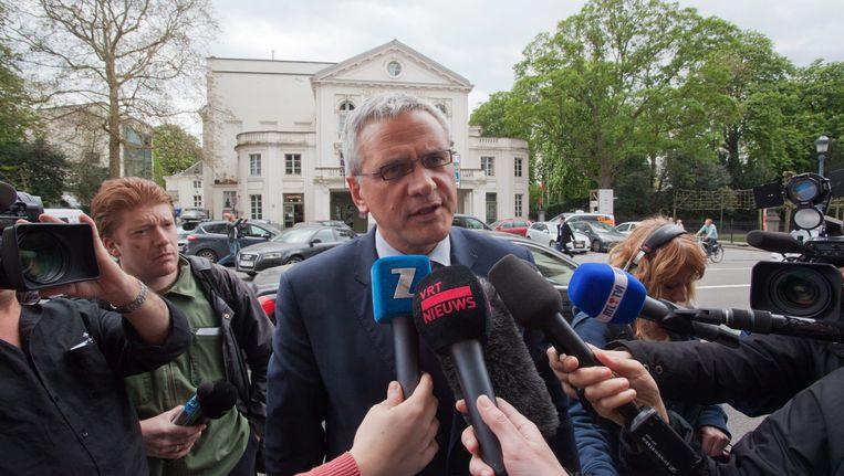 Vlaams minister-president Kris Peeters.