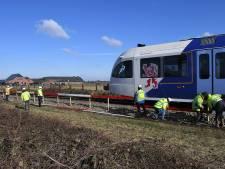 Tijdelijk geen treinen tussen Boxmeer en Nijmegen