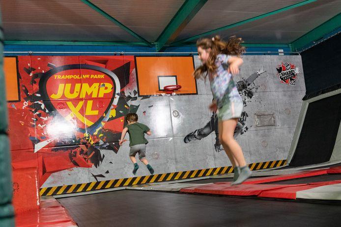 Het nieuwe indoor speelparadijs in Amersfoort.