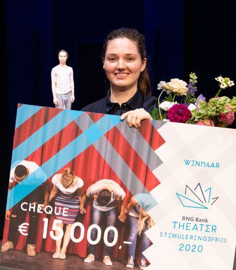 Prijswinnende Helmondse theatermaakster Sonja van Ojen is gefascineerd door miniaturen