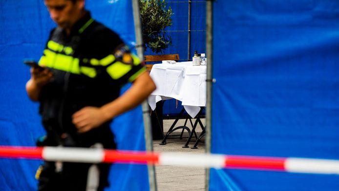 De Kroaat Ivan Serdarusic (62) werd vorige week geliquideerd in een restaurant in de Beethovenstraat.