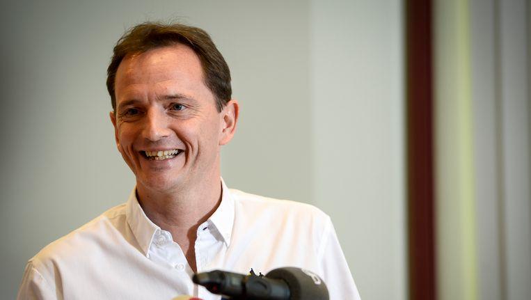 Jean-Michel Saive. Beeld BELGA