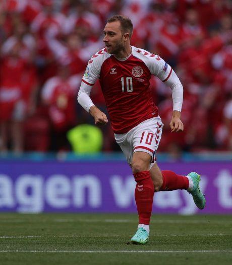 'Eriksen meldt zich in groepsapp Inter en wil snel terugkeren'