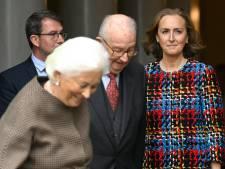 La princesse Claire apparaît en public pour la première fois depuis près de deux ans