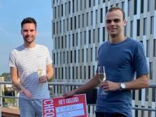 Het Geluid-winnaar Jos (24) deelt geld met collega's: 'Dat was de afspraak'