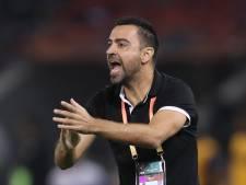 Xavi krijgt boete in Qatar wegens overtreden coronaregels