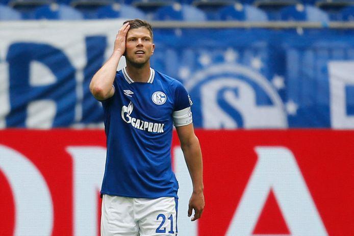 Klaas-Jan Huntelaar vertrekt definitief bij Schalke 04.