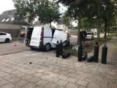 'In brand gestoken bus met lachgas Veenendaal is van uitbater café waar vijf aanslagen op waren'