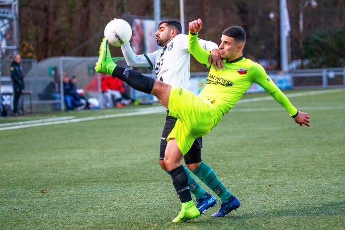Kozakken Boys ging in Scheveningen met 3-1 onderuit.