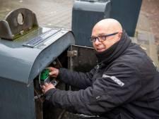 Afvalcontainer openen met je ov-chipkaart? Misschien nog even, maar binnenkort niet meer