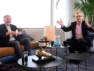 """Over een week wordt de Gouden Schoen uitgereikt. Degryse en Mulder gaan in debat: """"Ik weet wat Club zal zeggen als niet één van hun spelers wint..."""""""