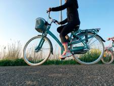 Nederlander ging door corona veel minder fietsen