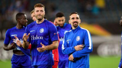 7 op 12 of 58%: niemand doet deze week beter dan Belgische clubs in Europa