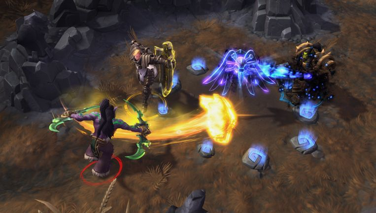 'Heroes of the Storm' is de eerste échte nieuwe titel van Blizzard in meer dan een decennium.