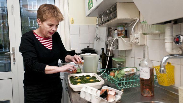 Margit Willems. Beeld Maarten Steenvoort