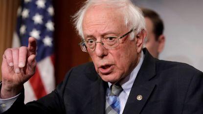 Bernie Sanders kondigt nieuwe kandidatuur  presidentsverkiezingen officieel aan