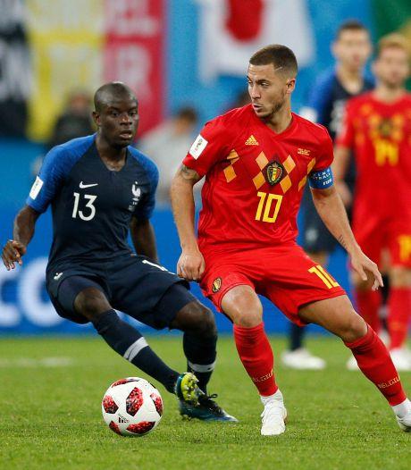 Belgique, France, Angleterre... Où en sont les favoris à un mois de l'Euro?