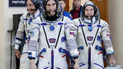 Russische kosmonaut stemt voor het eerst vanuit ISS over hervormingen die Poetin wil doorvoeren