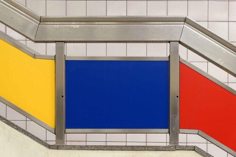 Station Tomberg. Beeld Mikaël Falke