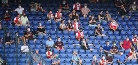 KNVB verwacht laatste speelronden met publiek af te kunnen werken