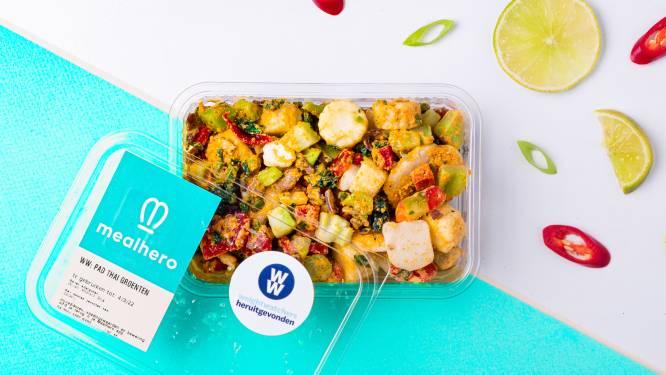 """Mealhero gaat vanaf 17 mei (bijna) plasticvrij: """"Nieuwe '2in1'-verpakking bestaat uit 100 procent gerecycleerd plastic en spaart 33 procent plastic uit"""""""