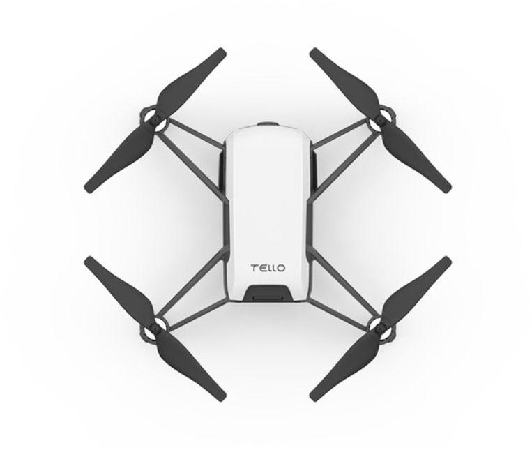 De Tello: een perfecte drone-instapper. Beeld Ryze