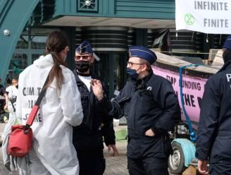 Brusselse politie veroordeeld voor arrestatie van 22 Extinction Rebellion-leden
