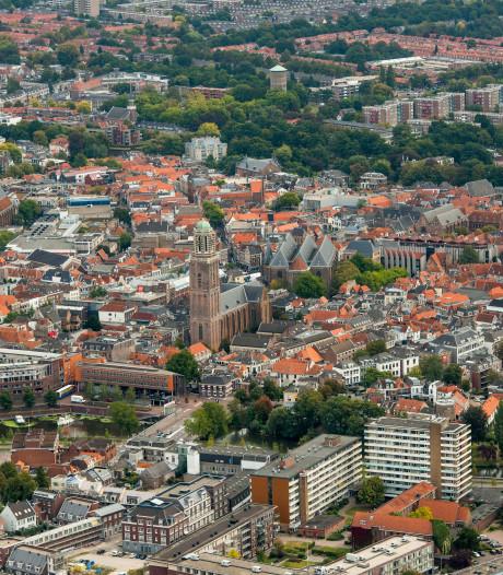Zwolle in trek als woonstad, gemeente Bronckhorst juist niet