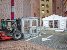 Zwols ziekenhuis onderzoekt snelle overplaatsing twee coronapatiënten naar Duitsland