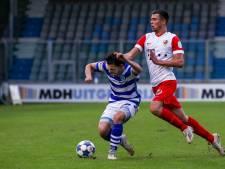 Daryl van Mieghem terug bij De Graafschap in uitduel bij Roda JC